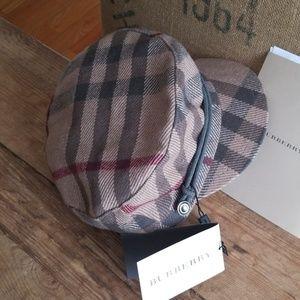 Burberry AUTHENTIC & RARE  unisex HAT